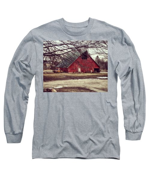 Dreaming Of Spring Long Sleeve T-Shirt