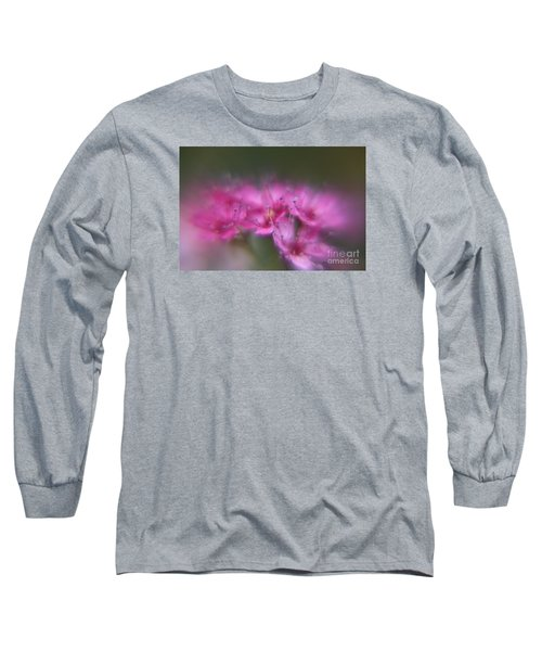 Dreaming  Long Sleeve T-Shirt by Yumi Johnson