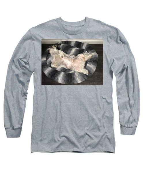 Dreamland Long Sleeve T-Shirt by Val Oconnor