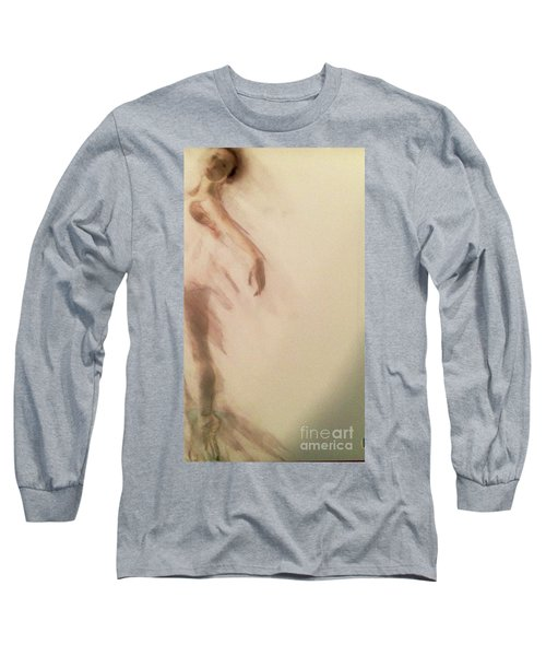Dust In The Wind Long Sleeve T-Shirt by FeatherStone Studio Julie A Miller