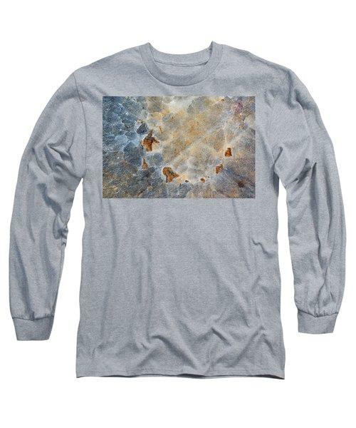 Earth Portrait 286 Long Sleeve T-Shirt