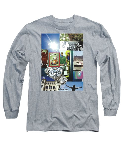 Embrace Light And Laughter Long Sleeve T-Shirt