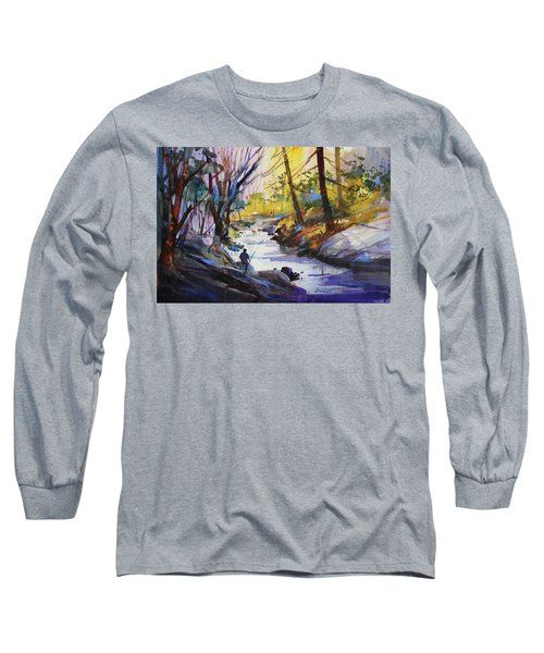Enchanted Wilderness Long Sleeve T-Shirt