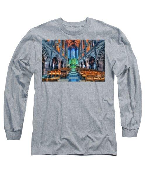 Faith Hope And Love Long Sleeve T-Shirt