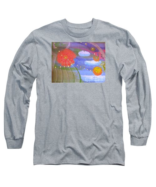 Fantasy Garden Long Sleeve T-Shirt