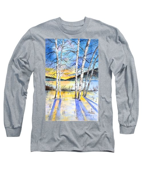 For Love Of Winter #5 Long Sleeve T-Shirt
