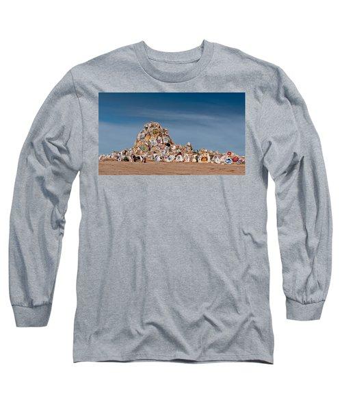 Fort Irwin Long Sleeve T-Shirt