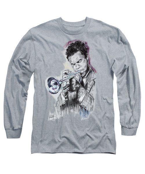 Freddie Hubbard Long Sleeve T-Shirt
