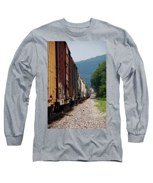 Freight Train Long Sleeve T-Shirt