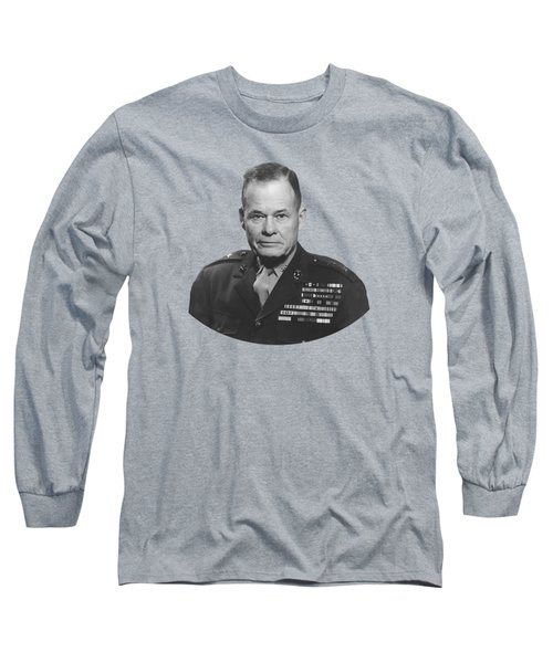 General Lewis Chesty Puller Long Sleeve T-Shirt by War Is Hell Store