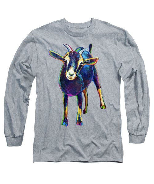 Gertie, The Goat Long Sleeve T-Shirt