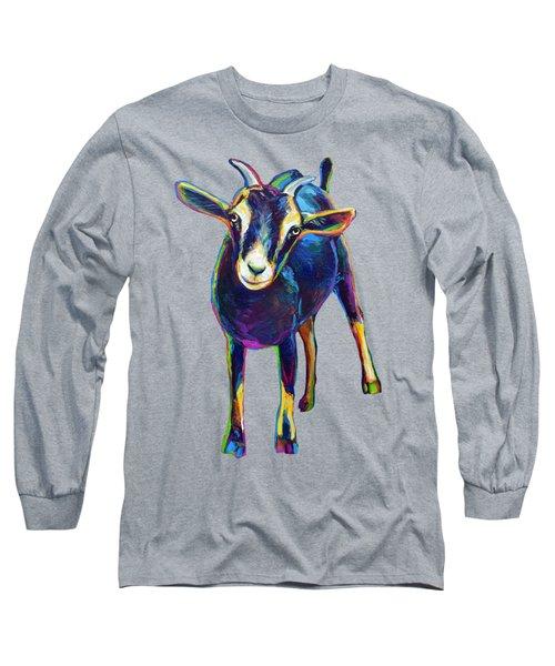 Gertie, The Goat Long Sleeve T-Shirt