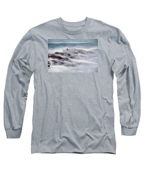 Long Sleeve T-Shirt featuring the photograph Giants Causeway  by Juergen Klust