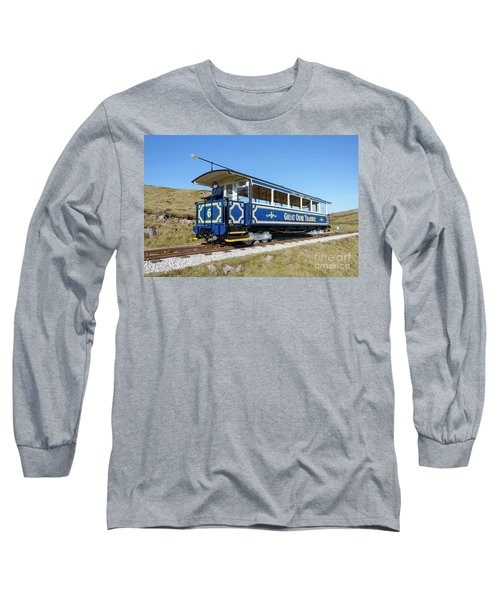 Great Orme Tram Long Sleeve T-Shirt