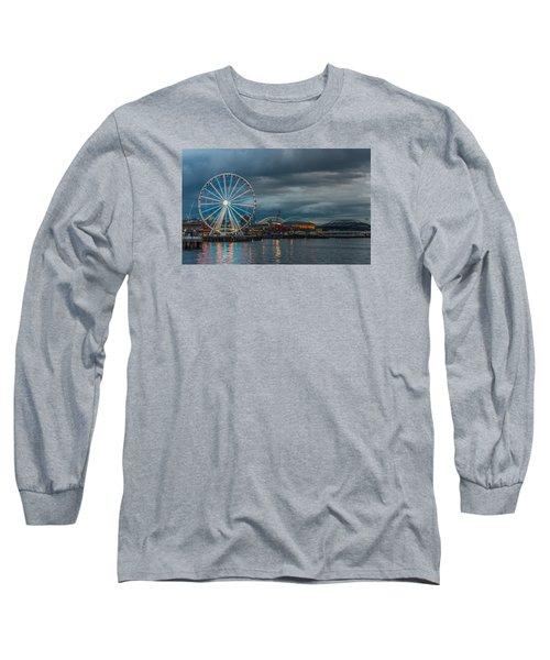Great Wheel Long Sleeve T-Shirt