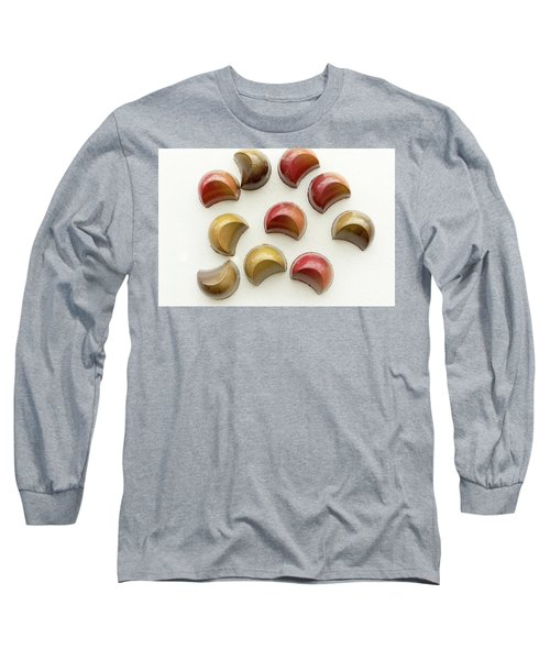 Halfmoon Chocolates Long Sleeve T-Shirt