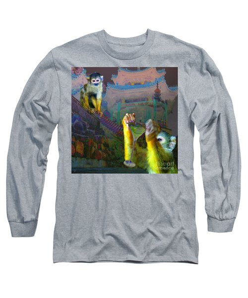 Happy Chinese New Year Long Sleeve T-Shirt