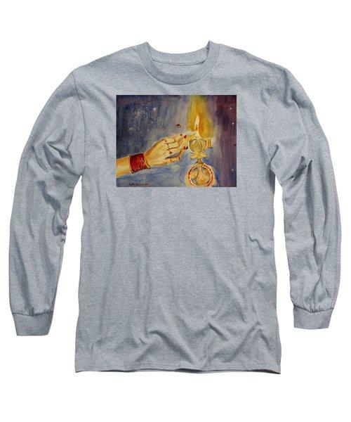 Happy Diwali Long Sleeve T-Shirt
