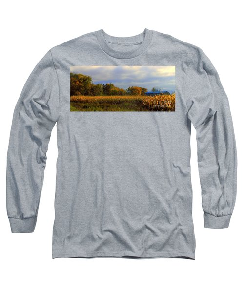 Harvest Long Sleeve T-Shirt by Elfriede Fulda