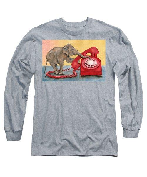 Trunk Call Long Sleeve T-Shirt