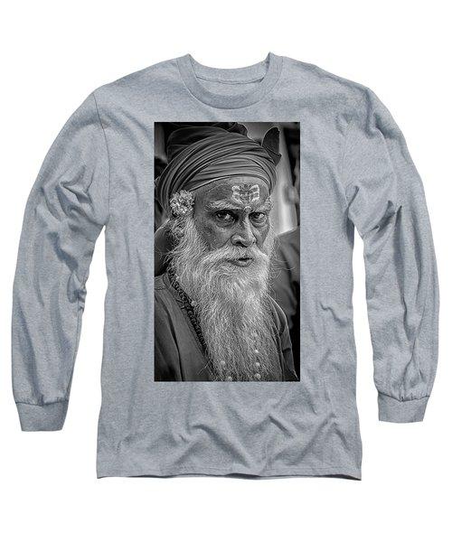 Holy Man Long Sleeve T-Shirt