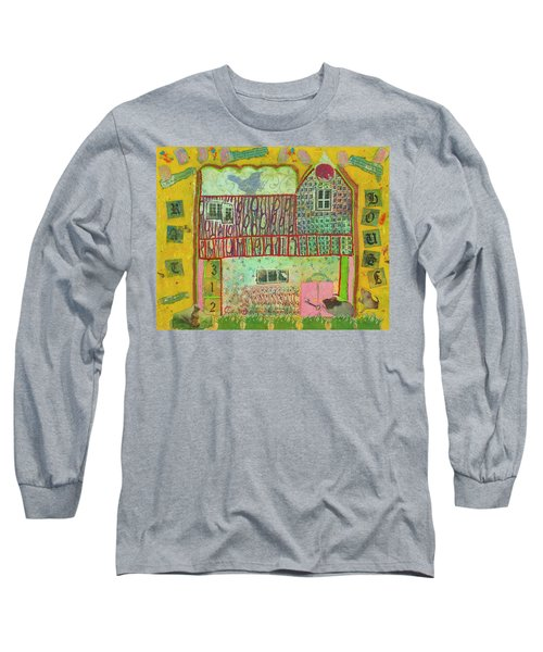 House #3 Long Sleeve T-Shirt