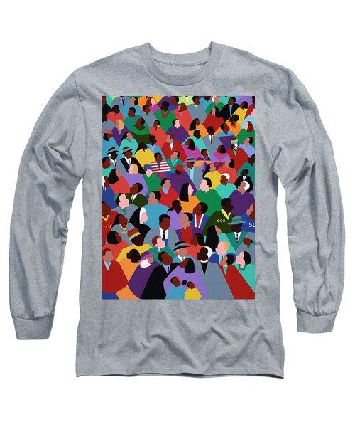 How Long Not Long Long Sleeve T-Shirt
