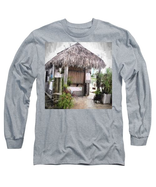 Hut Long Sleeve T-Shirt