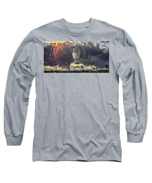 Long Sleeve T-Shirt featuring the photograph I Am That, I Am by Michael Rogers