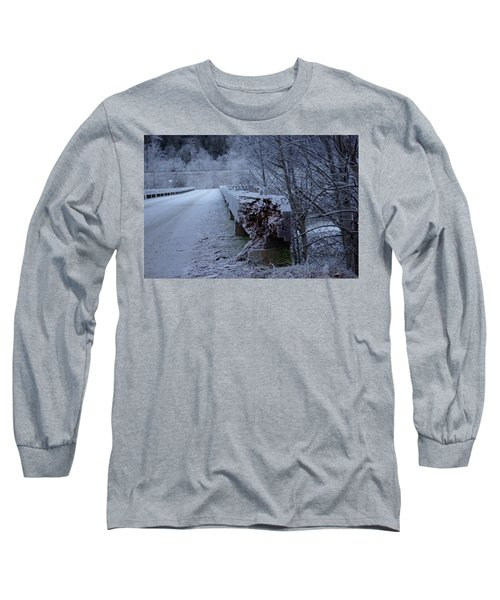 Ice Bridge Long Sleeve T-Shirt