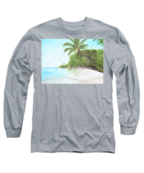 In Paradise Long Sleeve T-Shirt