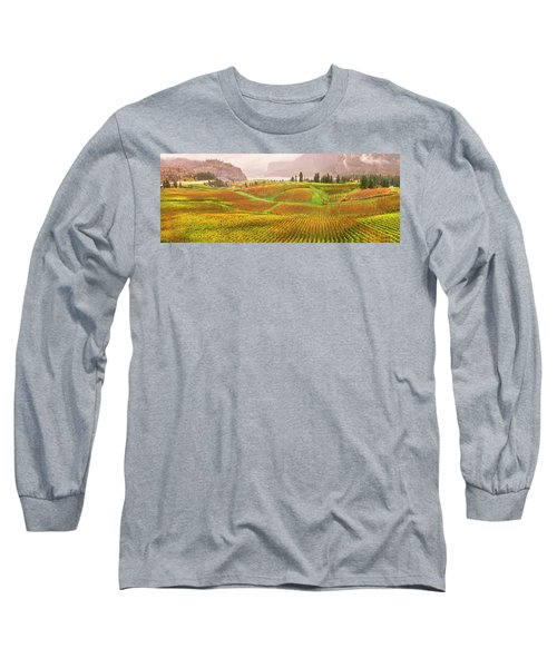In The Early Morning Rain Long Sleeve T-Shirt