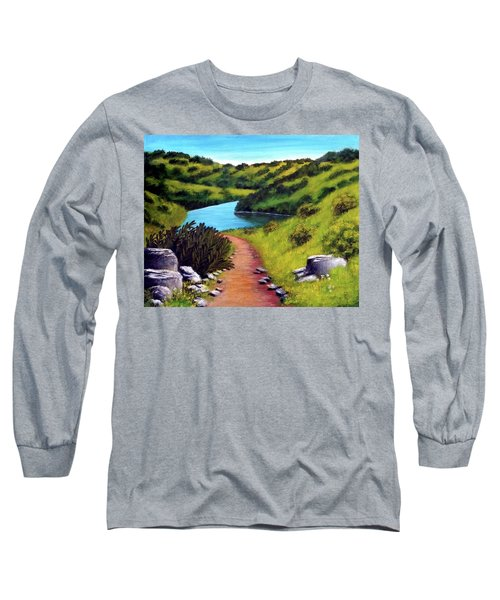 Inspiration Point Long Sleeve T-Shirt