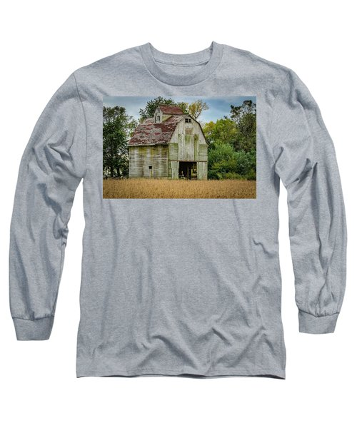Iowa Barn Long Sleeve T-Shirt