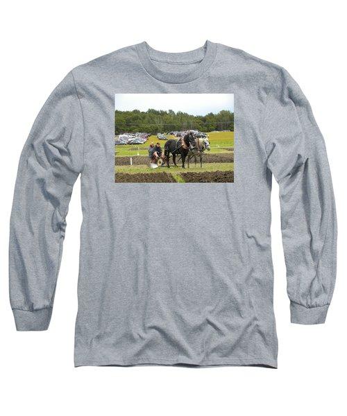 Ipm 8 Long Sleeve T-Shirt
