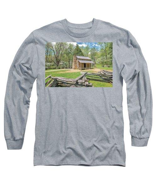 John Oliver Cabin Long Sleeve T-Shirt