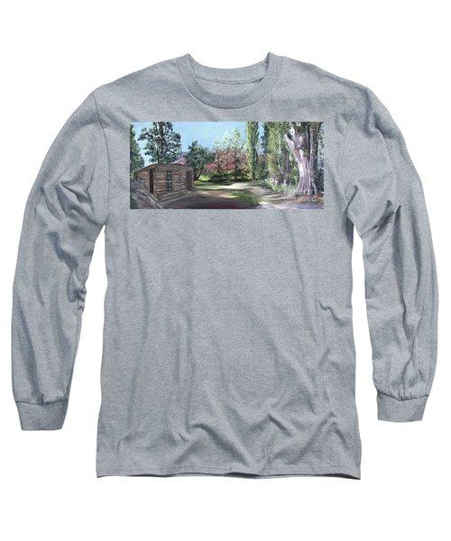 Josie's Cabin Long Sleeve T-Shirt