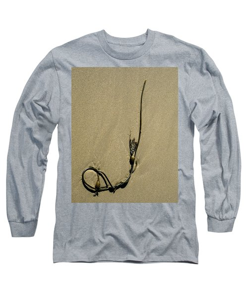 Kelp 1 Long Sleeve T-Shirt by Art Shimamura
