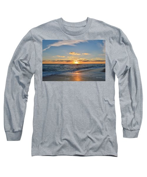 Kill Devil Hills Sunrise Long Sleeve T-Shirt