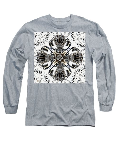 Legacy Long Sleeve T-Shirt by Jim Pavelle