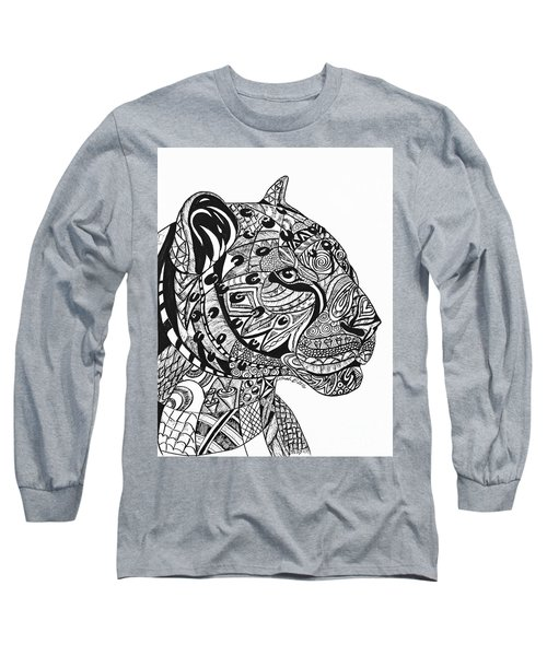 Leopards Long Sleeve T-Shirt
