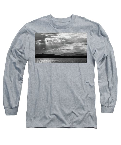 Long Sleeve T-Shirt featuring the photograph Let's Get Lost by Yvette Van Teeffelen