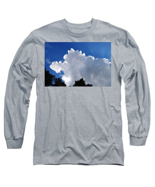 Light And Shadows Long Sleeve T-Shirt by Warren Thompson