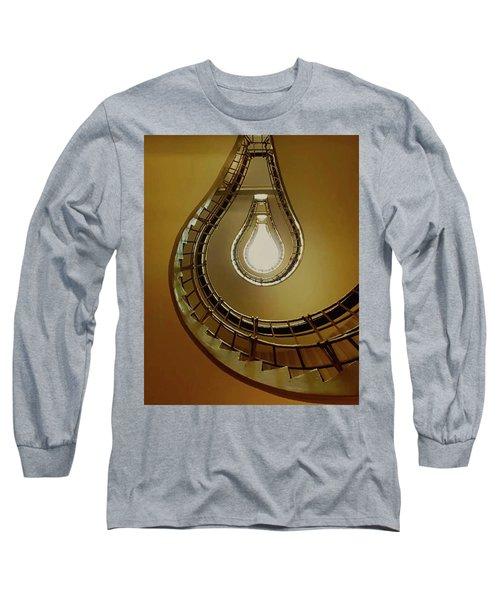 Light Bulb Staircase Long Sleeve T-Shirt