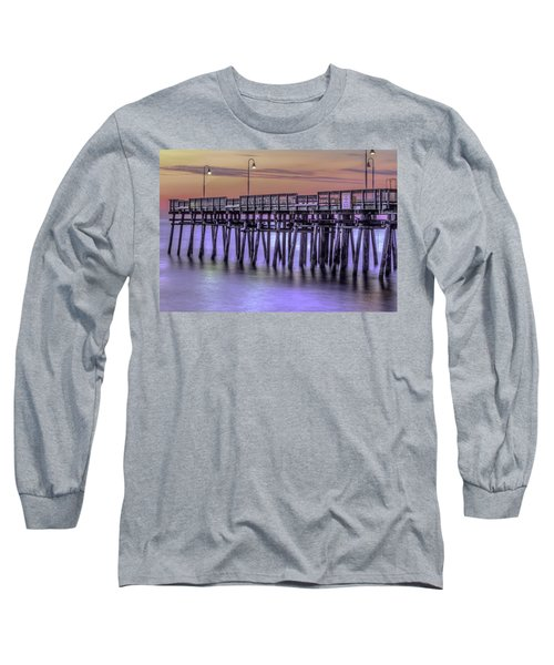 Little Island Pier Long Sleeve T-Shirt