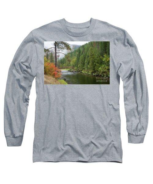 Lochsa Mists Long Sleeve T-Shirt