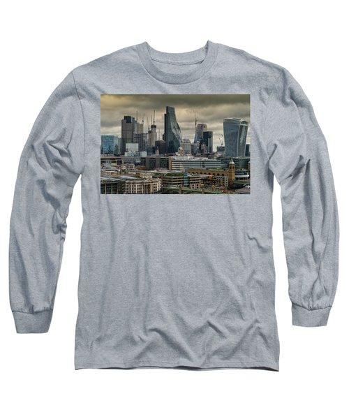 London City Long Sleeve T-Shirt