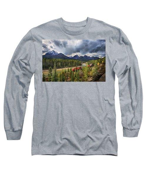 Long Train Running Long Sleeve T-Shirt