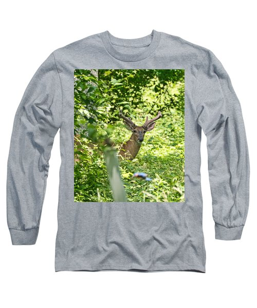 Looking At You Long Sleeve T-Shirt