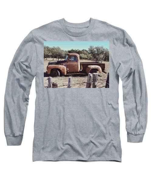 Lost In Time Long Sleeve T-Shirt